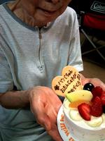 85歳のバースデー