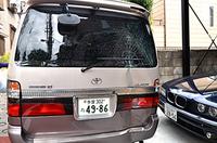 自損事故(111020)