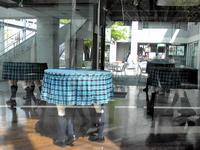 女子高生スカートテーブル