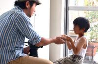 沼田さんと子供モデル